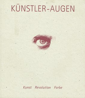 Katalog-Künstler-Augen